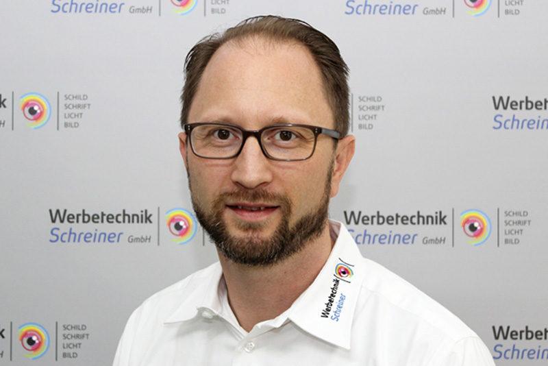 Porträt Jürgen Schreiner