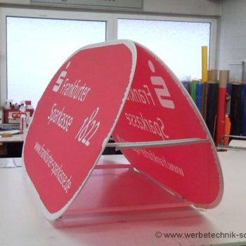 Banden Fahne Digitaldruck Hanau