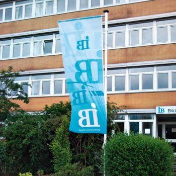 Fahnen und Banner