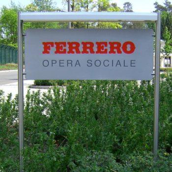 Pylone Ferrero