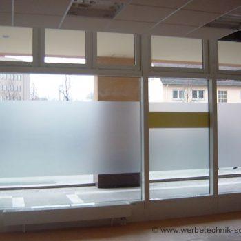 Sichtschutz Fensterfolien